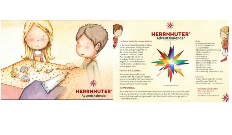 Herrnhuter Adventskalender